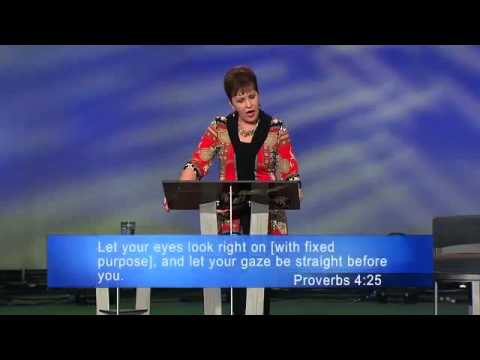 Joyce Meyer ~ Dealing with Distractions