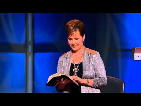 Joyce Meyer - When God Said Go You need to Go