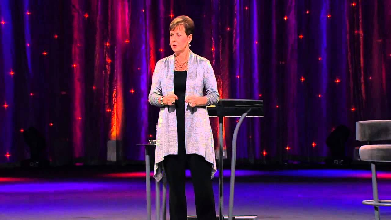 Joyce Meyer - It's Time to Invest in Yourself