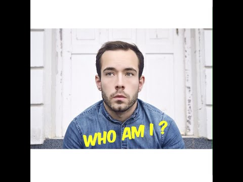 Identity, Who Am I   Cross Kinetic