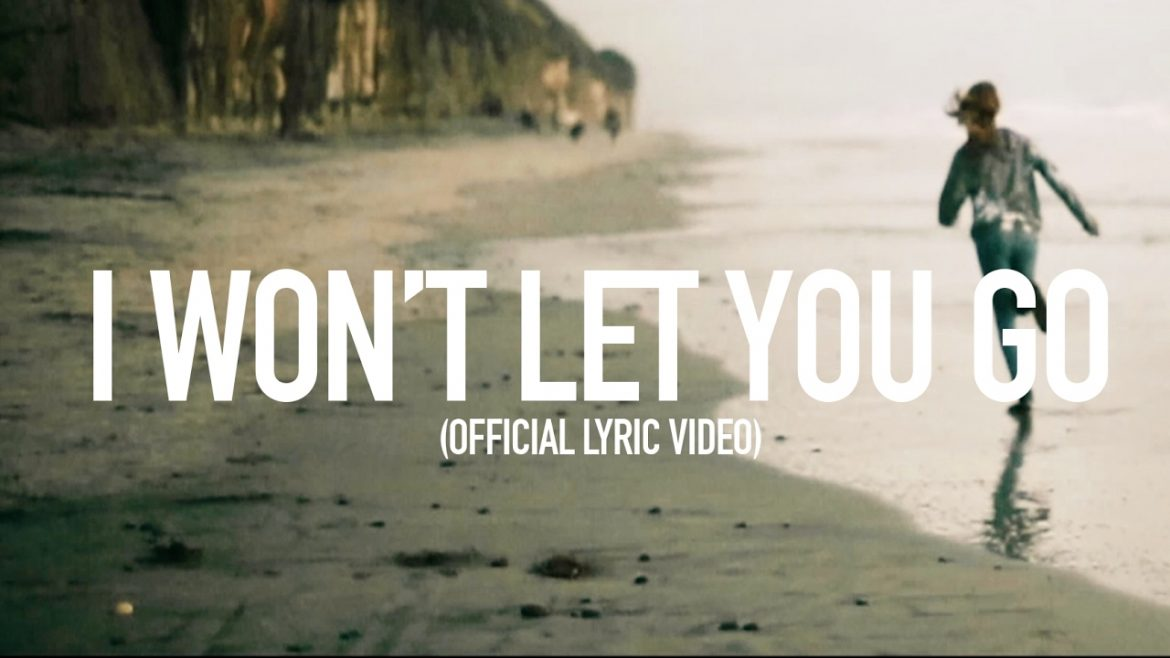 Switchfoot - I Wont Let You Go - Official Lyric Video