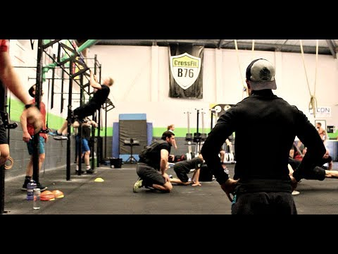 Manchester Appeal WOD | Crossfit B76