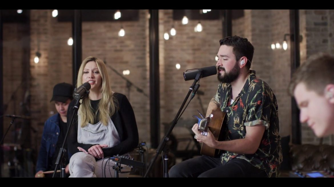 Hillsong Young & Free - Love Won't Let Me Down (Acoustic)