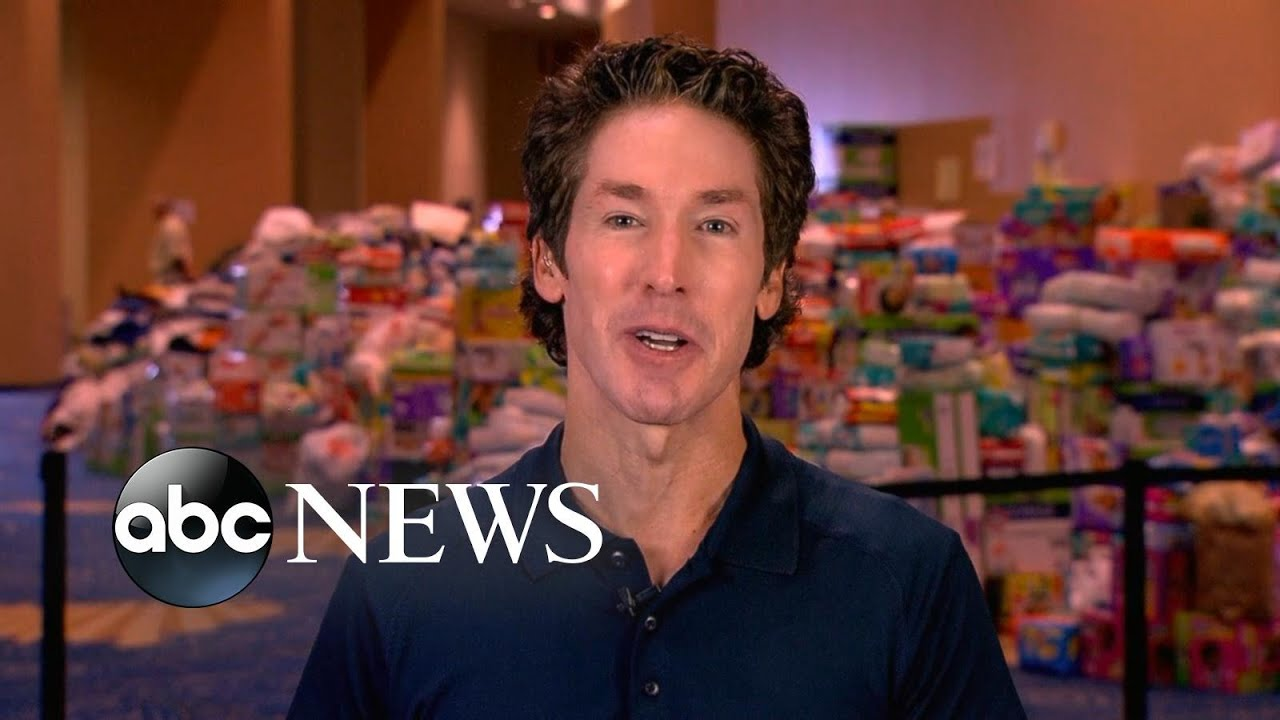 Joel Osteen explains decision to open Lakewood church in Houston