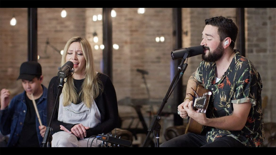 Love Won't Let Me Down // Hillsong Young & Free // New Song Cafe