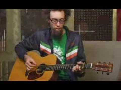 David Crowder // Everything Glorious // New Song Cafe
