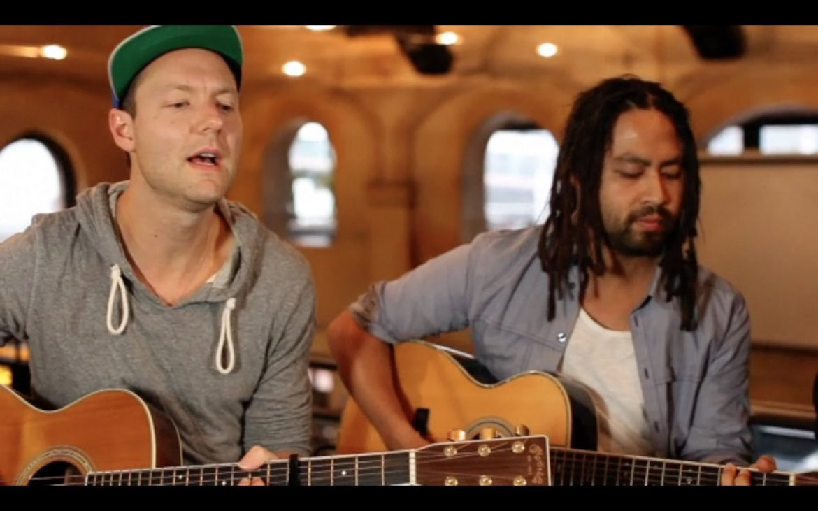 Hillsong Worship // Cornerstone // New Song Cafe
