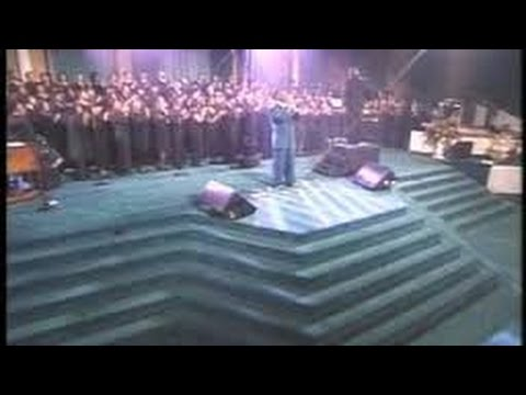 MAJESTY - TD JAKES POTTTER HOUSE MASS CHOIR 1998 (FULL CONCERT HD)