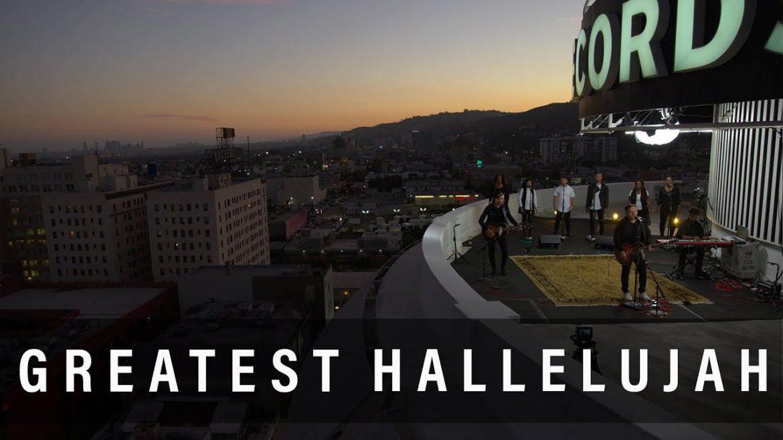 Greatest Hallelujah // Matt Redman // New Song Cafe