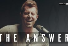 The Answer // Jeremy Camp // New Song Cafe