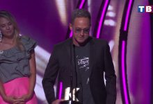 2018 Male Artist of the Year Award Acceptance Speech by TobyMac