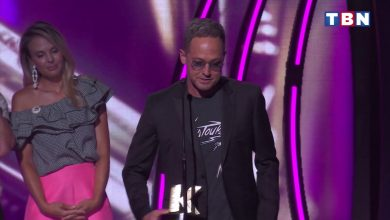 2018 Male Artist of the Year Award Acceptance Speech by TobyMac