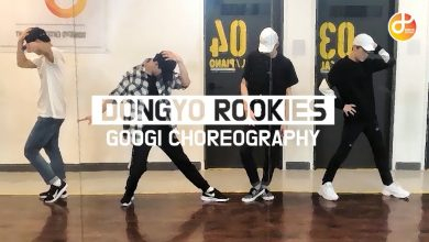 [DONGYO ROOKIES] Toby Mac - Feel It / Googi Choreography (Preview)