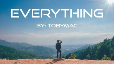 TobyMac - Everything Lyric Video