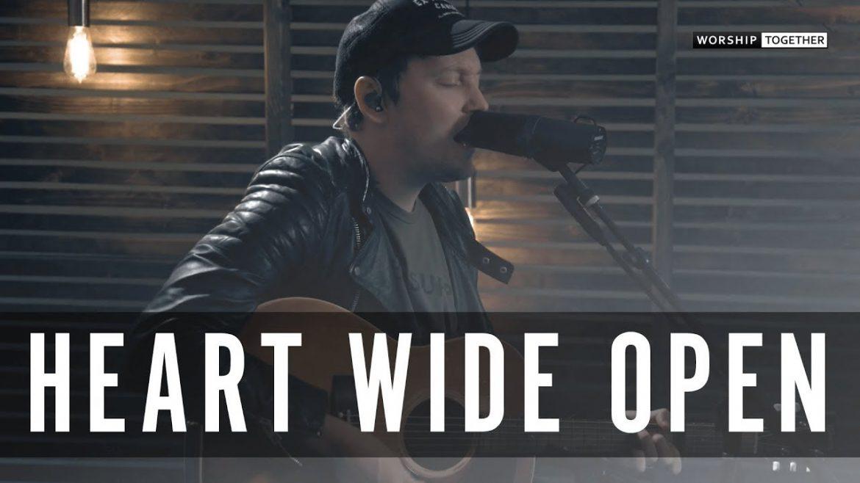 Heart Wide Open // Mack Brock // New Song Cafe