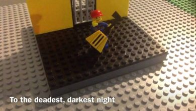 Speak Life - Toby Mac - Lego Video