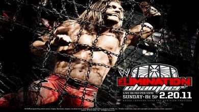 """WWE: Elimination Chamber Theme Song 2011 - """"Ignition"""" by tobyMac"""